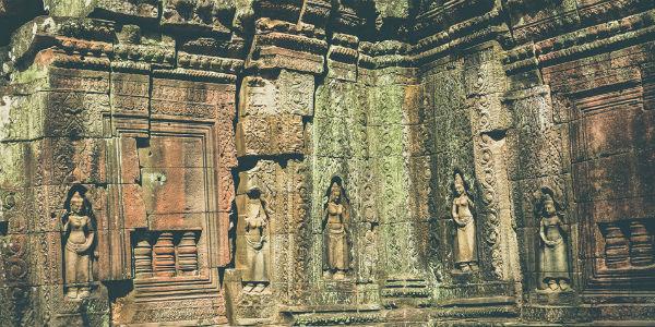 5 ngôi đền huyền bí trong quần thể Angkor
