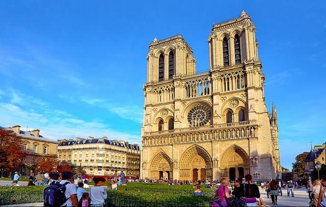 Những địa điểm du lịch nổi tiếng Châu Âu