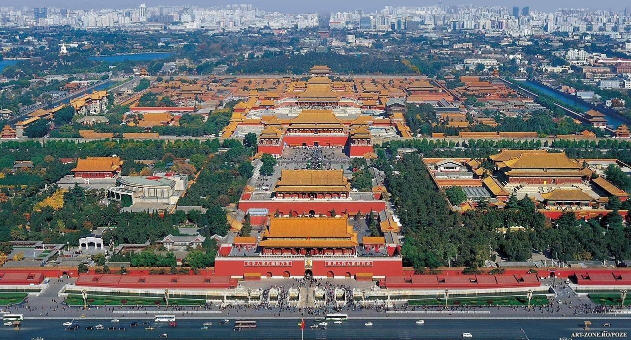 Tổng quan về du lịch Trung Quốc