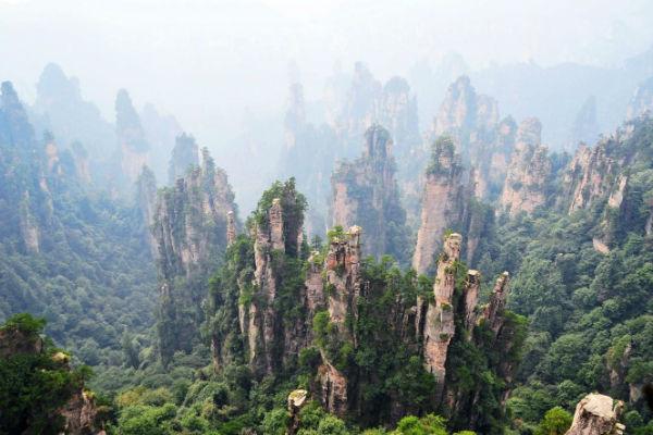 Du lịch Trung Quốc Trương Gia Giới