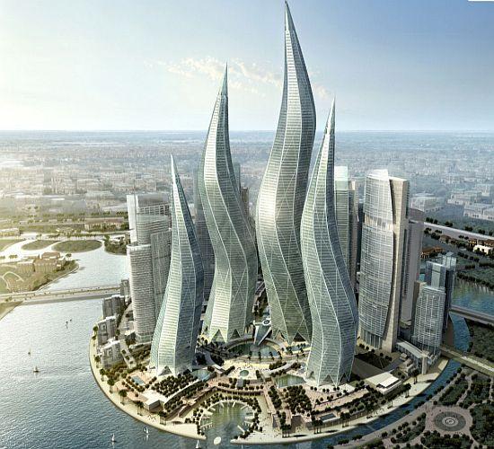 Những điều không tưởng chỉ có ở Dubai !