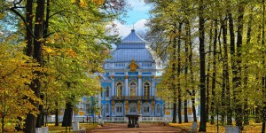 MÙA THU VÀNG: MOSCOW - SAINT PETERSBURG: 8 Ngày 7 Đêm