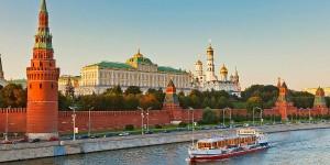 MÙA THU VÀNG NƯỚC NGA: MOSCOW - SAINT PETERSBURG