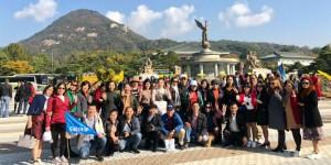 HÀN QUỐC - SEOUL - LOTTE WORLD - ELYSIAN  GANGCHON