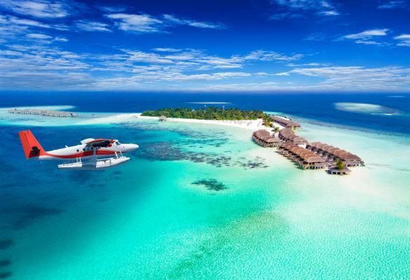 THIÊN ĐƯỜNG NGHỈ DƯỠNG MALDIVES bay hãng Singapore Airlines