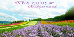 NHA TRANG - ĐÀ LẠT - FESTIVAL HOA ĐÀ LẠT 2017